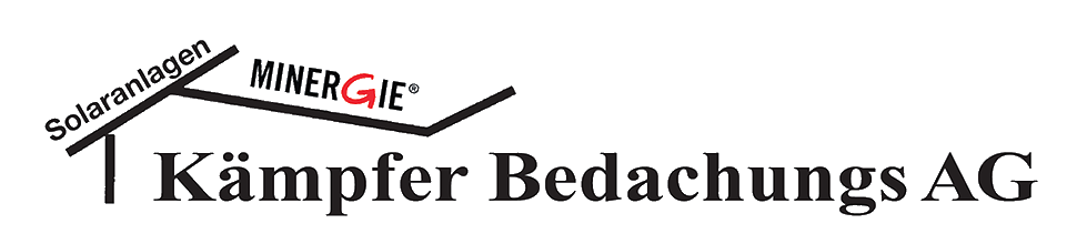 Logo Kämpfer Bedachungs AG Grenchen, Solothurn (SO)
